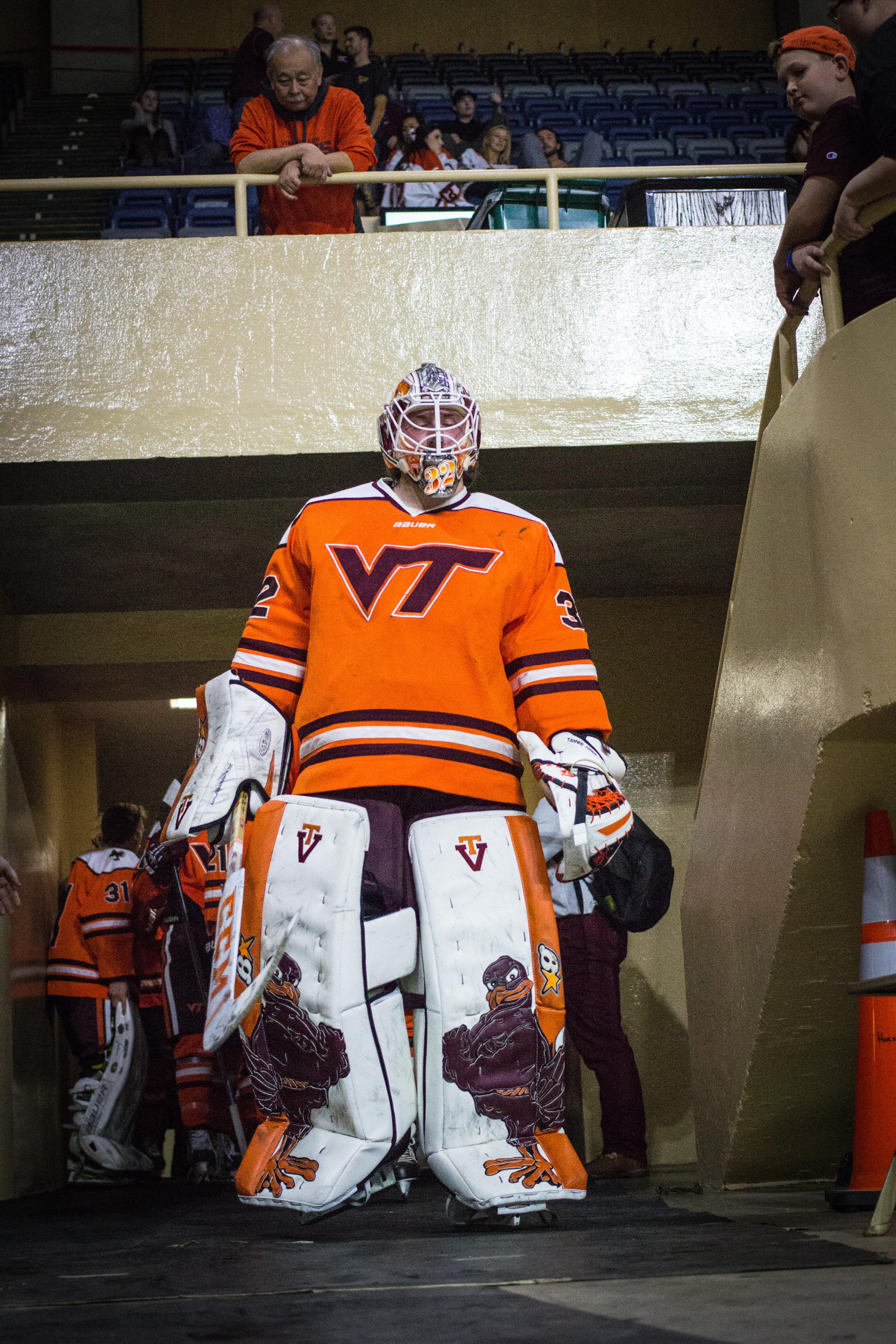 VT Hockey